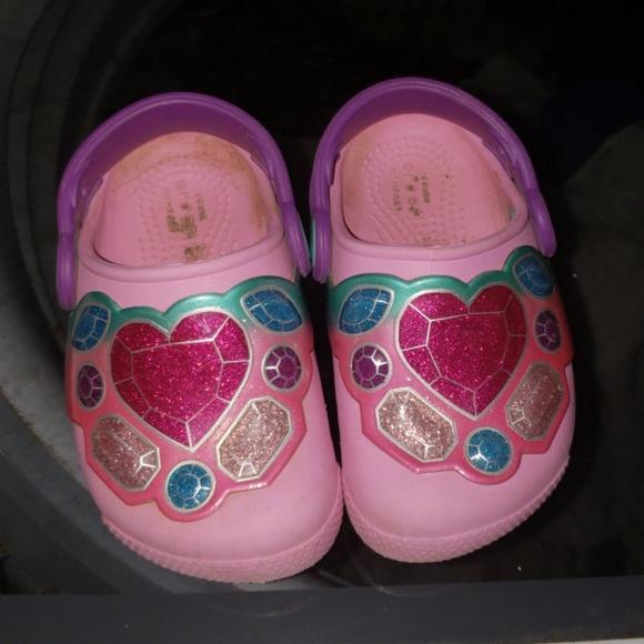 CROCS Other - Crocs light up toddler size 6